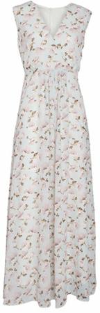 Smashed Lemon Kobiety długa suknia Niebieski 18133/03 (rozmiar M)