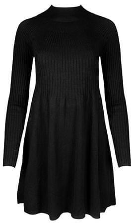 Vero Moda Sukienka New Glory Ls Dress od Norwalk Black (rozmiar M)