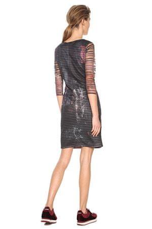 735e5bc88b2e Dámske šaty Vest Rosa Glam Rosa Glamour 18WWVK67 3044 (Veľkosť S) ...