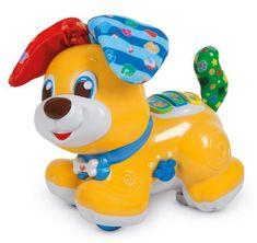 Clementoni Interaktívny psík CZ verzia