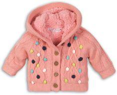 Minoti dekliški pulover z barvnimi pikami