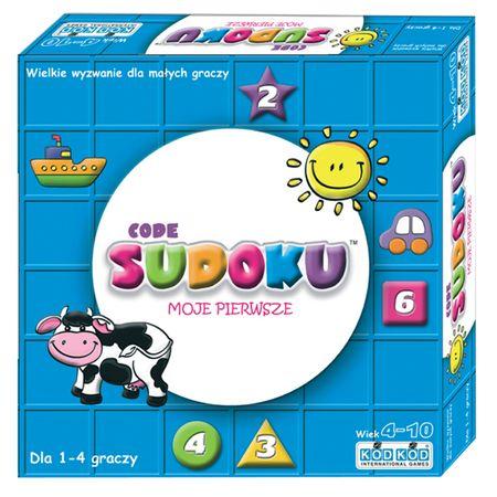 TM Toys Moje pierwsze sudoku