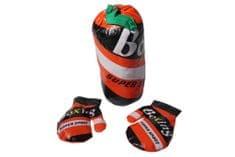 Unikatoy boksarska vreča z rokavicami 25178