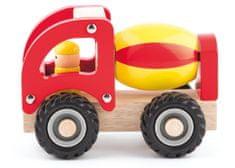 Woody Leseno vozilo - Mešalnik