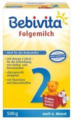 Bebivita 2 Pokračovacia mliečna dojčenská výživa