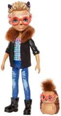 Mattel Enchantimals lutka Hixby i jež