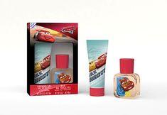 EP LINE Cars 3 - EDT 30 ml + sprchový gél 70 ml