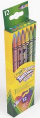 Crayola 12 ks twist pasteliek gumovateľných