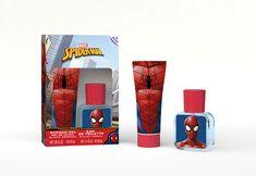 EP LINE Spiderman - EDT 30 ml + sprchový gel 70 ml