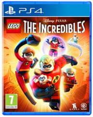 Warner Bros igra LEGO The Incredibles (PS4)