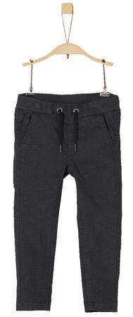 s.Oliver Dětské kalhoty 104 čierna