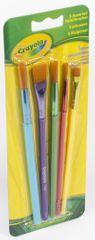 Crayola Sada 5 špeciálnych štetcov