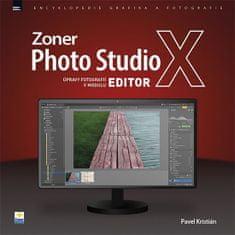 Kristián Pavel: Zoner Photo Studio X - Úpravy fotografií v modulu EDITOR