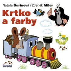Ďurinová, Zdeněk Miler Nataša: Krtko a farby, 2. vydanie