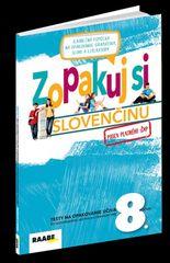 Kolektív autorov: Zopakuj si slovenčinu – 8.ročník
