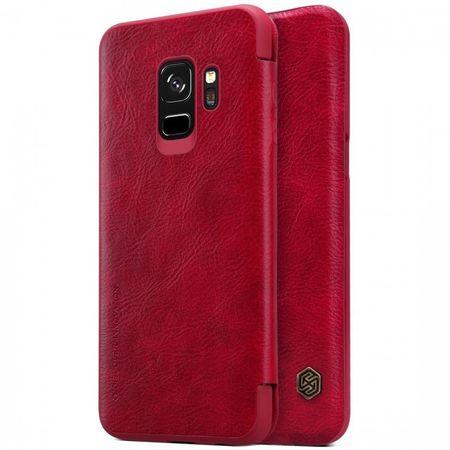 Nillkin preklopna maska QIN za Samsung Galaxy Note 9, crvena