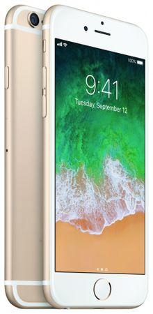 Apple iPhone 6, 32 GB, zlatý