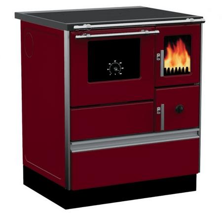 TS kuchenka Alfa 70 Dominant, lewy czerwony