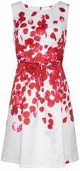 Smashed Lemon Kobiety krótka sukienka Red 18073/04