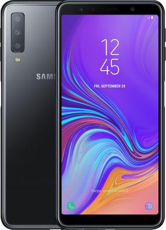 Samsung Galaxy A7 (2018), Black