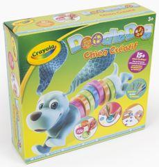 Crayola Kreatívna sada Doodle dog
