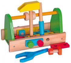 Woody delovni zaboj z orodjem