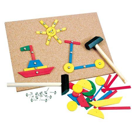 Bino igra z liki in s kladivom, 243 delna