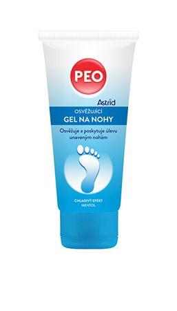 Astrid PEO frissítő lábápoló zselé 100 ml