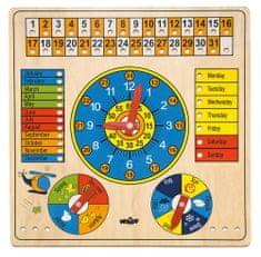 Woody Večnamenski koledar - angleška različica