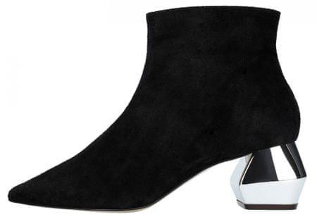 L37 dámská kotníčková obuv Bliss 36 čierna
