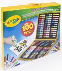 Crayola Veľká kreatívna sada k výtvarnému tvoreniu