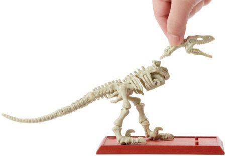Mattel Jurski svet - Padlo kraljestvo, predator Velociraptor