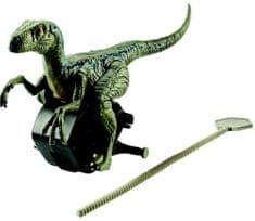 Mattel Jurski svet - Padlo kraljestvo, okostje Velociraptor Blue
