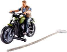 Mattel Jurski svijet - Palo kraljevstvo, Owen i motor