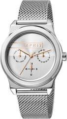 Esprit Magnolia Multi Silver Mesh ES1L077M0045