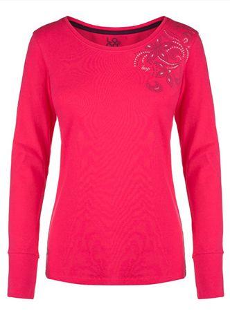 30c4784df Loap Dámske tričko Aveny Raspberry CLW18158-J68J (Veľkosť XS) | MALL.SK