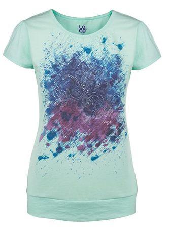 Loap T-shirt damski Busa Bay CLW18164-I02I (rozmiar XS)