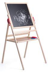 """Woody Magnetická školní tabule """" GOYA nature"""""""