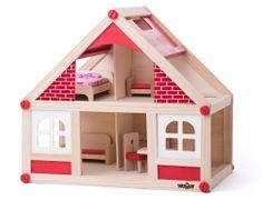 Woody Ház, kicsi, tartozékokkal
