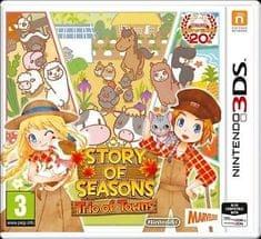 Nintendo igra Story of Seasons: Trio of Towns (3DS)