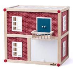 Woody Moderná vila - kocka