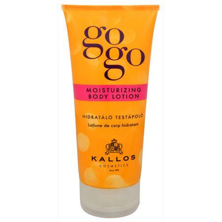 Kallos GoGo hidratáló testápoló (Moisturizing Body Lotion) 200 ml