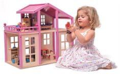 Woody Ház Britta tartozékokkal