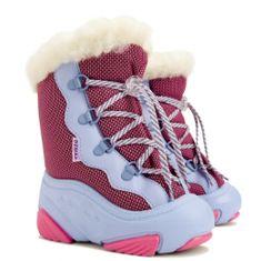 Demar dekliški škornji za sneg Snow Mar A, 20-21, roza - Odprta embalaža
