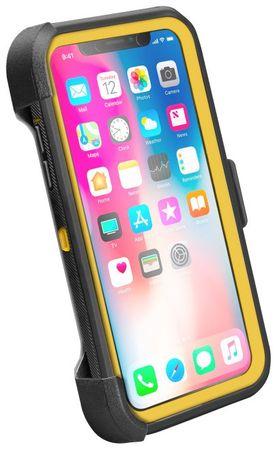 SBS ovitek Unbreakable za iPhone XS/X, črn