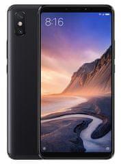 Xiaomi Mi Max 3, 4 GB / 64 GB, Global Version, černý