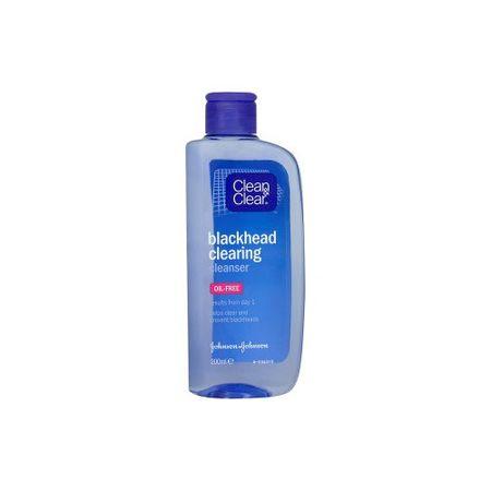 Clean & Clear Čiščenje losjon proti črnih pik (Black Head Clearing) (Obseg 200 ml)