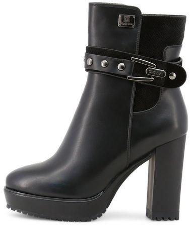 Laura Biagiotti dámská kotníčková obuv 39 černá