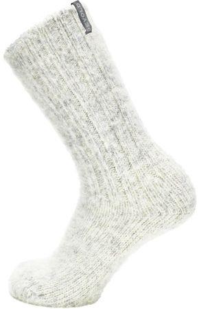 Devold nogavice Nansen Sock Grey Melange, 36-40