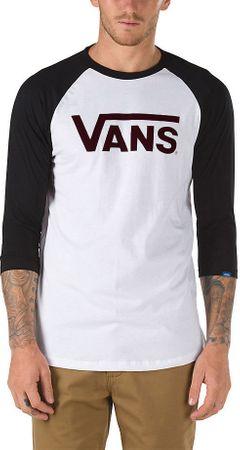 Vans Mn Vans Classic Ragl White-Black M